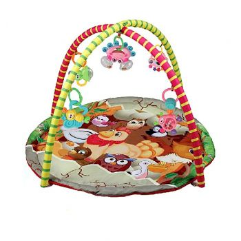 Baby Fitness Carpet - Multicolor